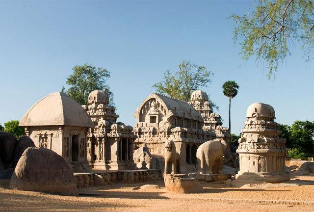 mahabalipuram-caves