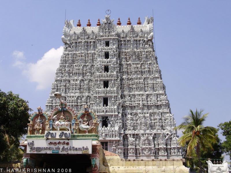 suchinddram-temple