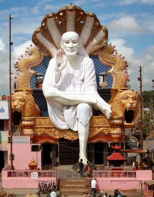Sai Baba Temple at Machilipatnam