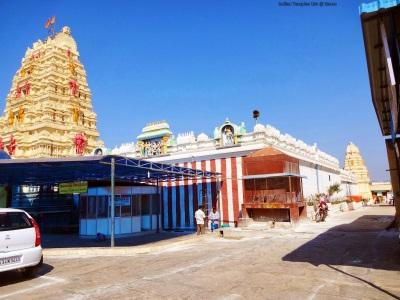 Sri Nettikanti Anjaneya Swamy Temple in Kasapuram