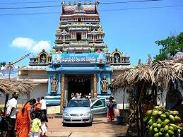 Mopidevi Temple entrance