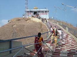 Tamilnadu Tourism: Ucchi Pillayar Temple, Rockfort, Trichy