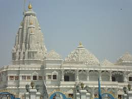 Iskcon Temple,Vrindavan in Uttar Pradesh | Place For Vacations