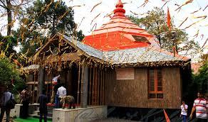 Sankat Mochan Temple: Shri Sankat Mochan Temple Shimla